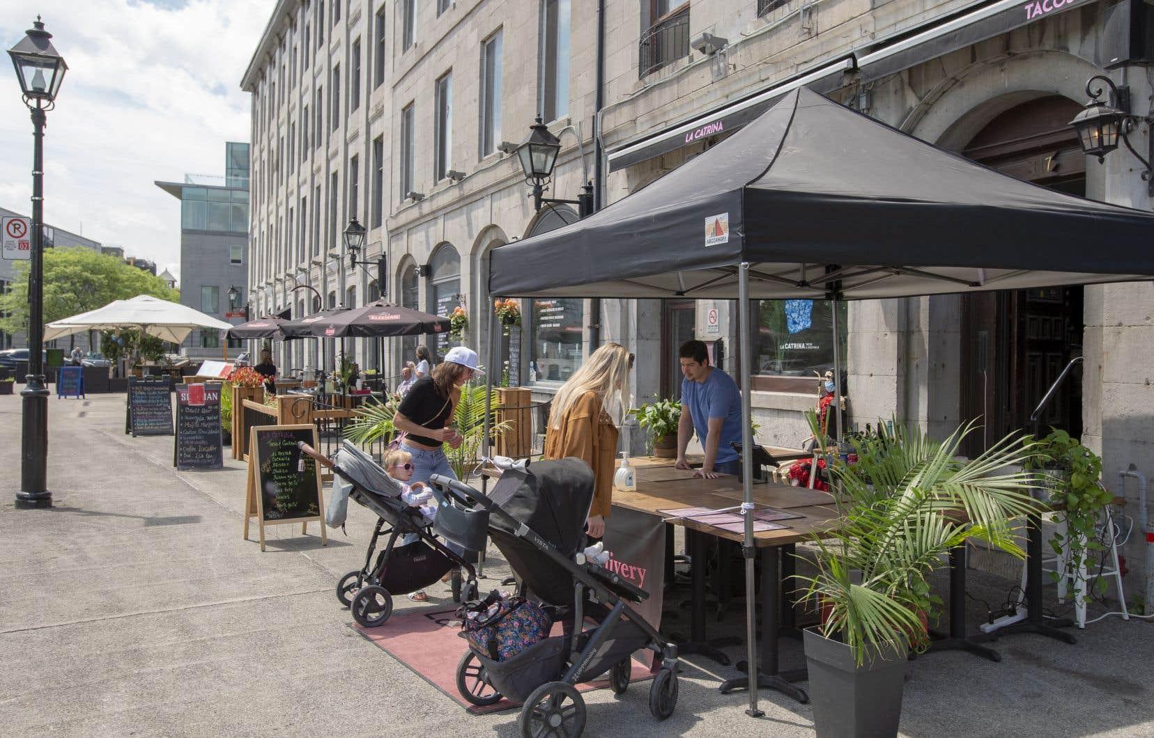 Les petites et moyennes entreprises de Montréal bénéficieront de cette aide.