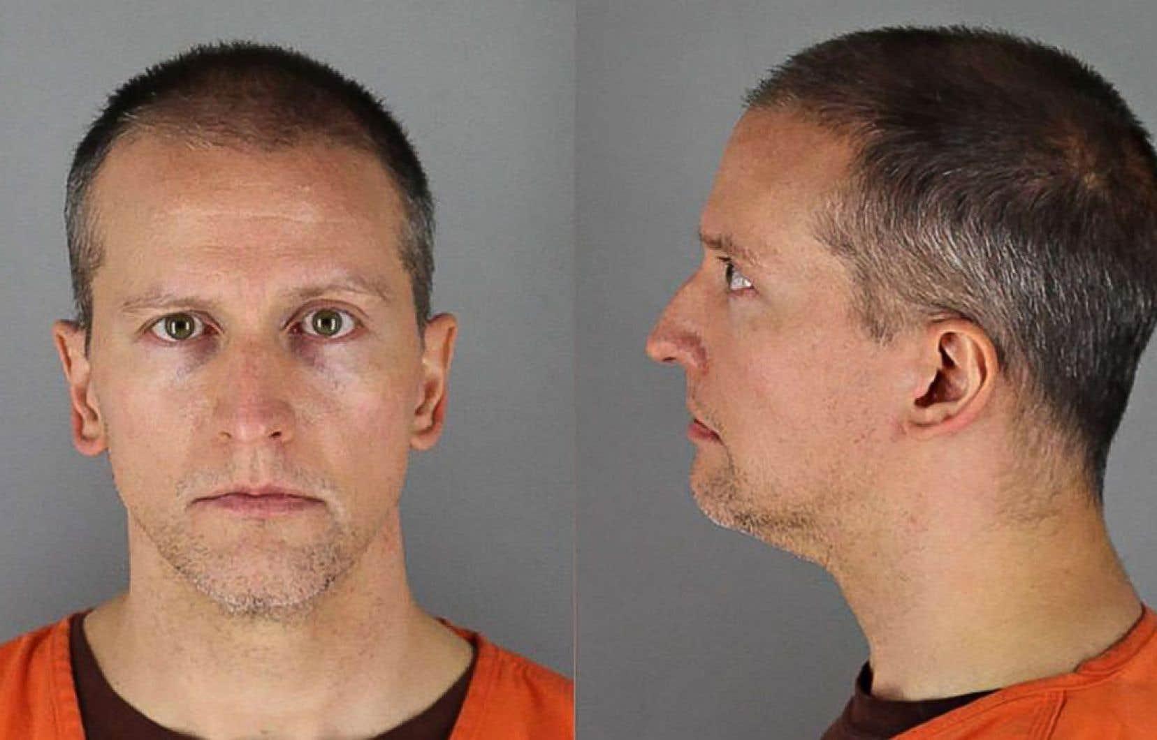 L'ex-policier Derek Chauvin est passible d'une peine de prison de 40 ans s'il est reconnu coupable du meurtre non prémédité de George Floyd.