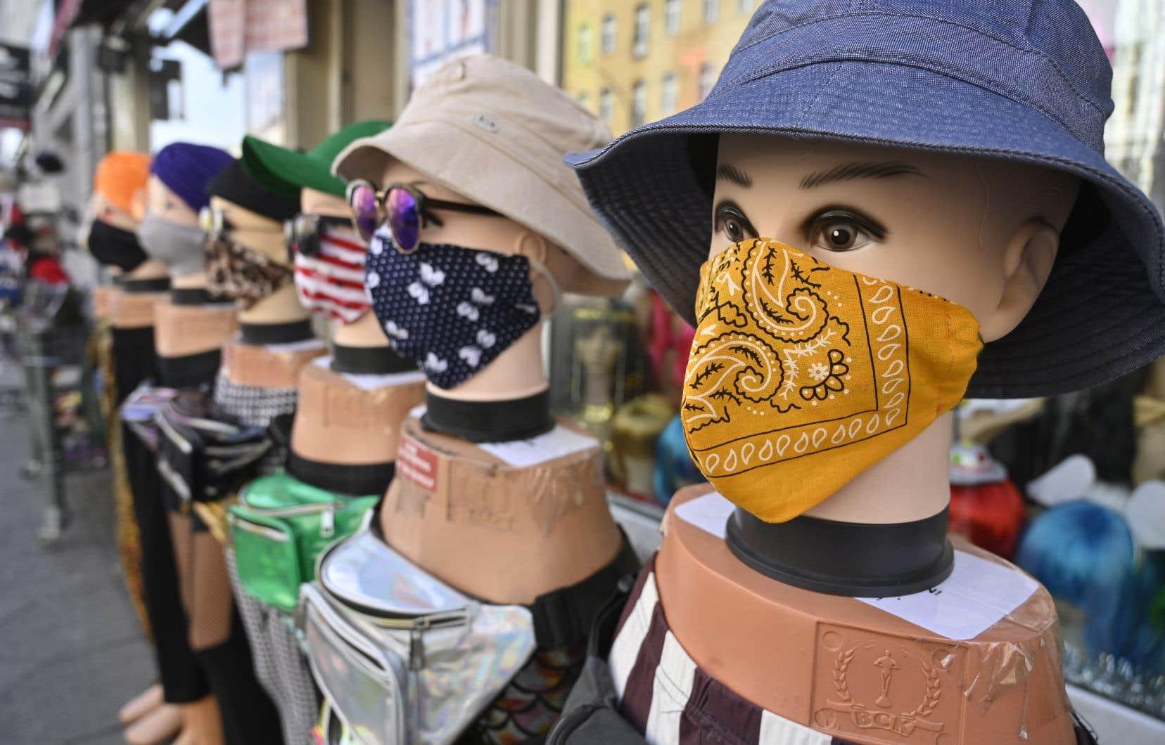 L'incidence des importations de la Chine sur le portefeuille des Canadiens s'est particulièrement fait sentir sur le prix de produits comme les vêtements, les chaussures et les meubles.