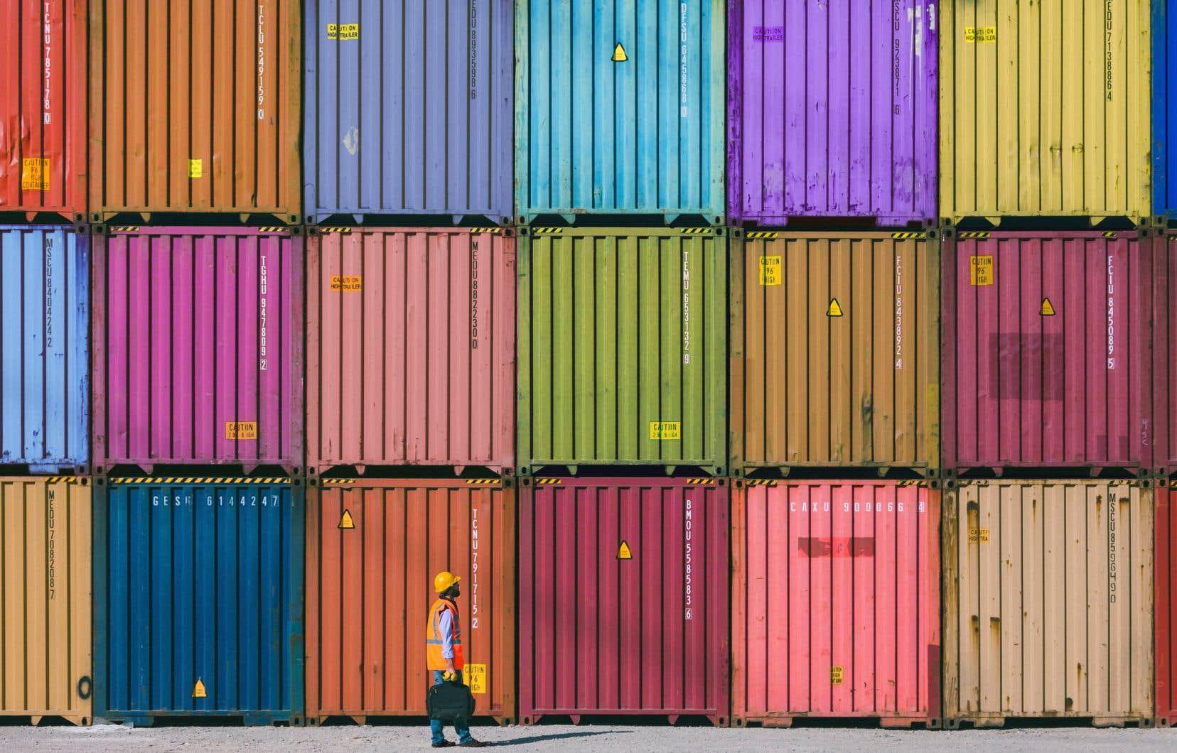Le Port de Montréal fait appel à l'intelligence artificielle pour suivre la trace des marchandises essentielles à bord des conteneurs.