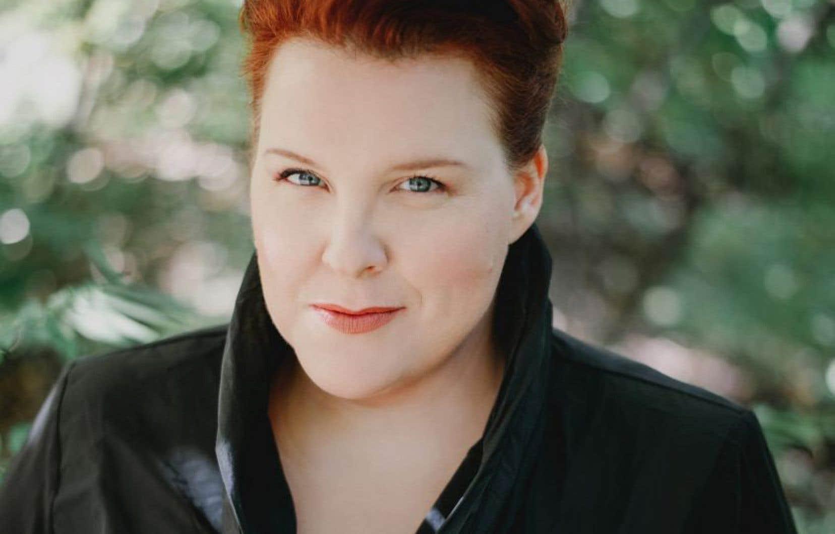 La contralto Marie-Nicole Lemieux présentera dimanche un récital avec Louis Lortie.