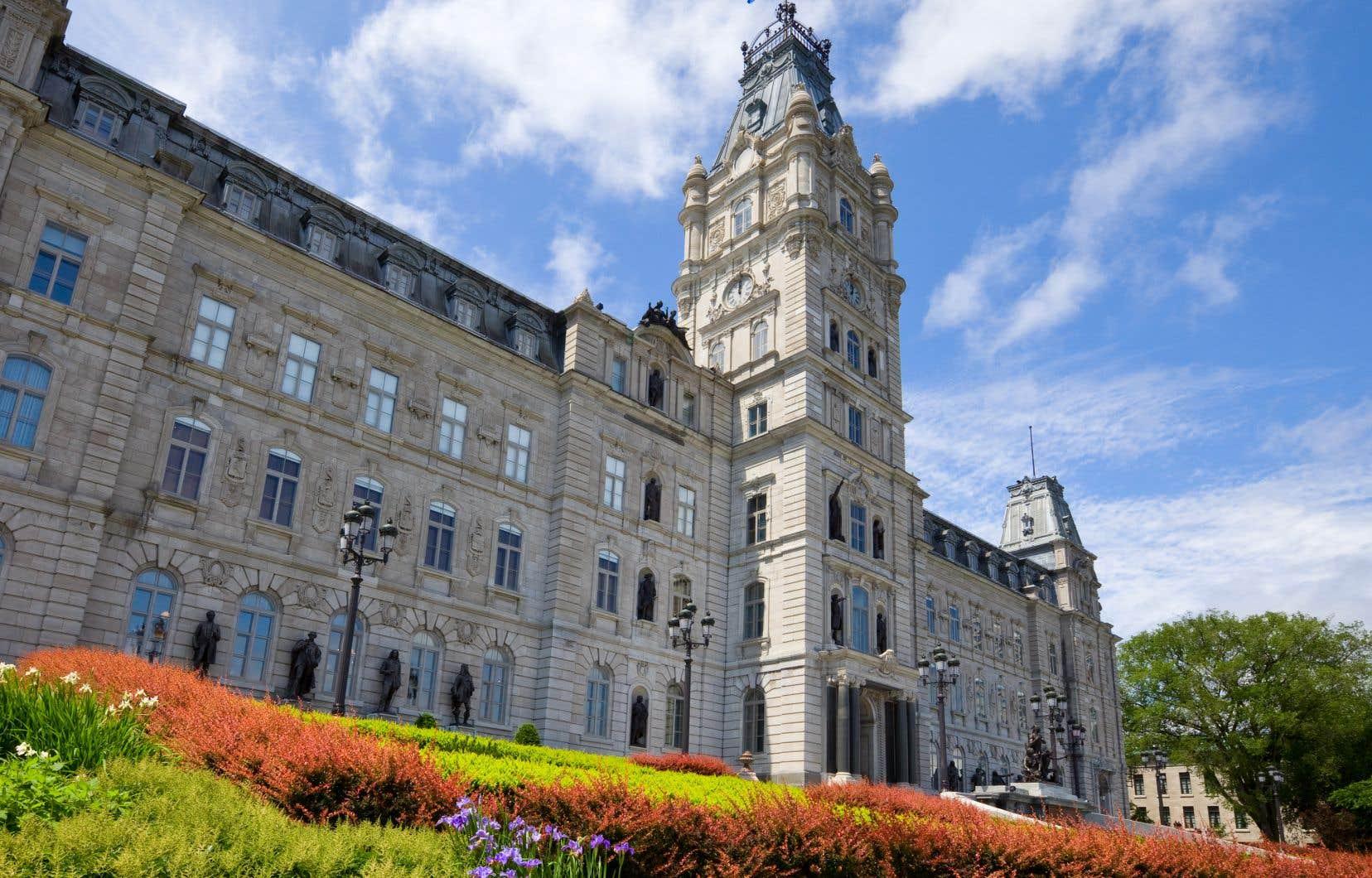 Les travaux de l'Assemblée nationale sont ajournés jusqu'au 15septembre.