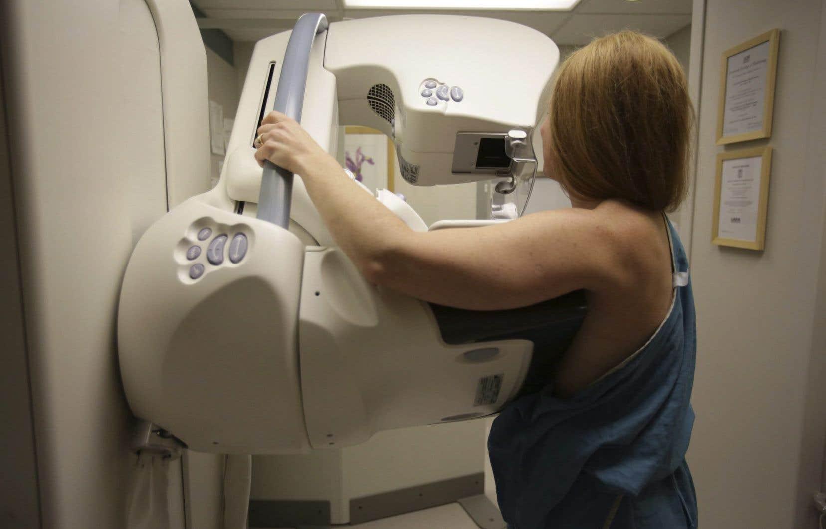 «S'il est vrai que les mammographies réalisées dans le cadre du PQDCS permettent de trouver et traiter de nombreux cas de cancers du sein, l'effet sur la mortalité par cancer du sein n'est vraisemblablement pas aussi important qu'on pourrait penser», écrivent les auteurs.