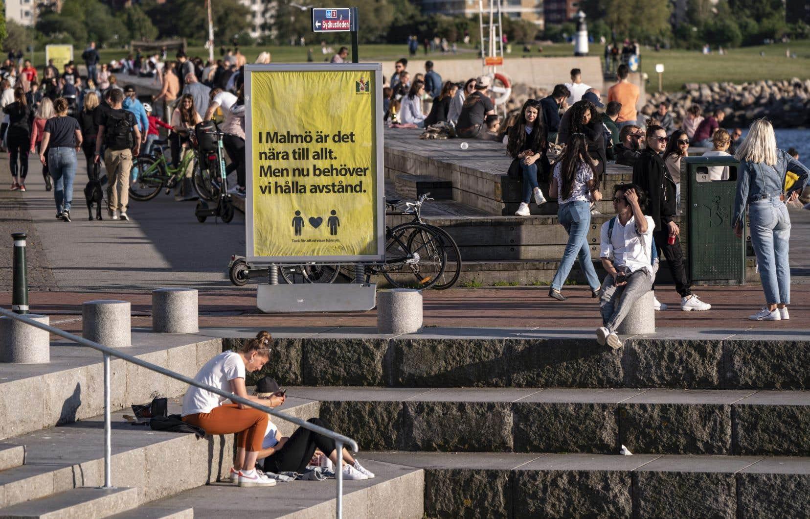 La Suède a enregistré plus de 52000 cas de maladie COVID-19 et 4891 décès.