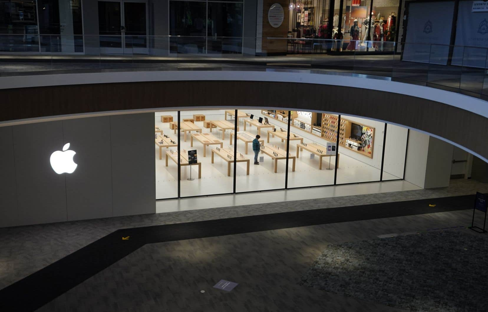 La Commission européenne a annoncé l'ouverture de plusieurs enquêtes contre Apple.