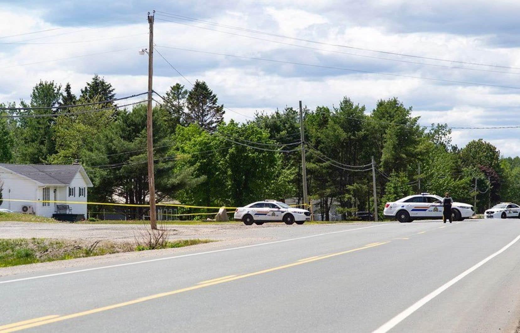 Le BEI examine notamment les gestes posés par des policiers au Nouveau-Brunswick qui ont mené à la mort de Rodney Levi, 48ans, vendredi dernier.