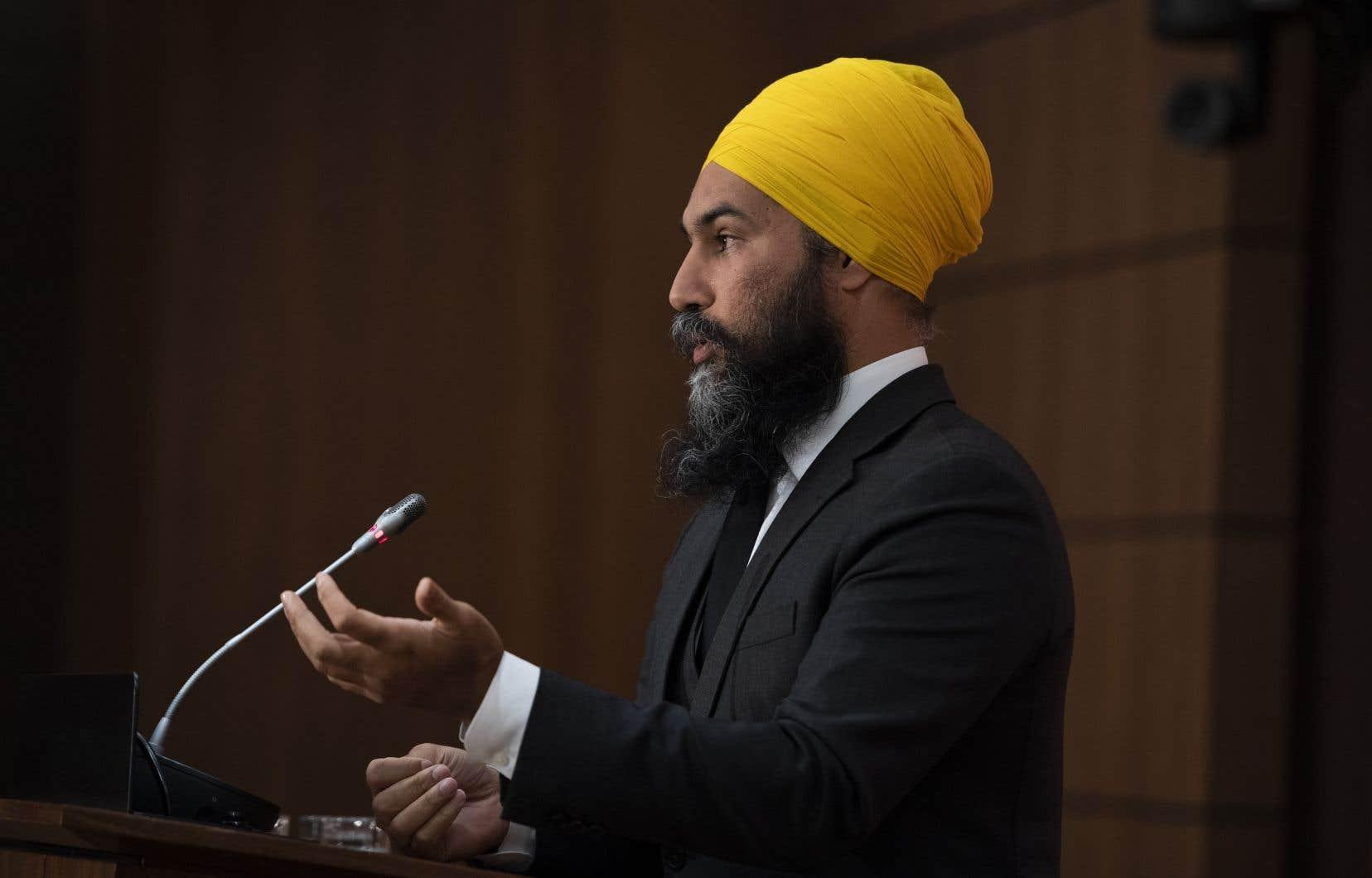 «C'est vrai, je l'ai appelé un raciste et je le crois!» a dit Jagmeet Singh, se levant à son tour. Et «je ne vais pas [m'excuser]», a-t-il renchéri après qu'on lui ait demandé de le faire.