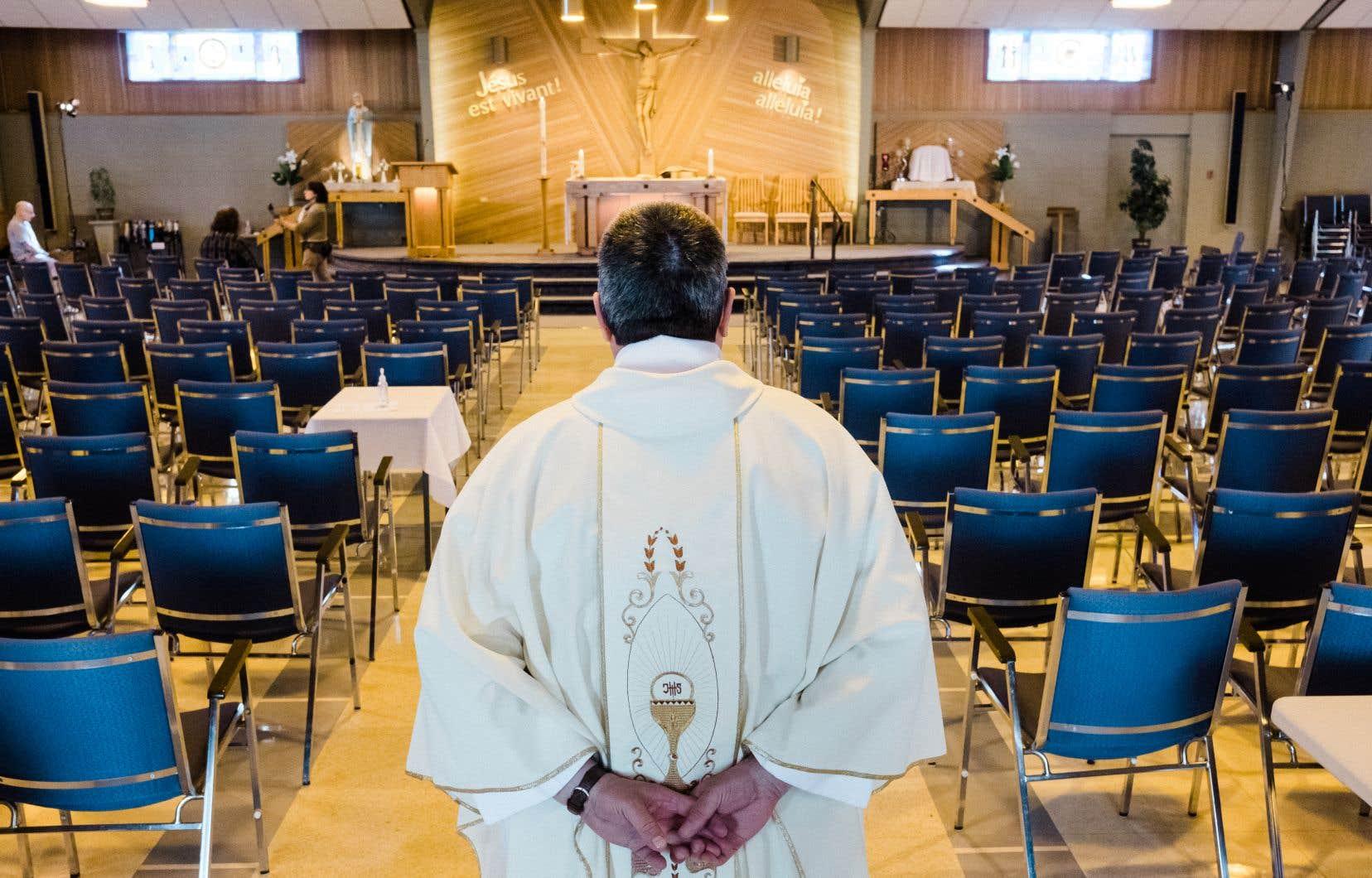 Bonne nouvelle ! La réouverture progressive des églises au Québec est annoncée pour le 22 juin Image