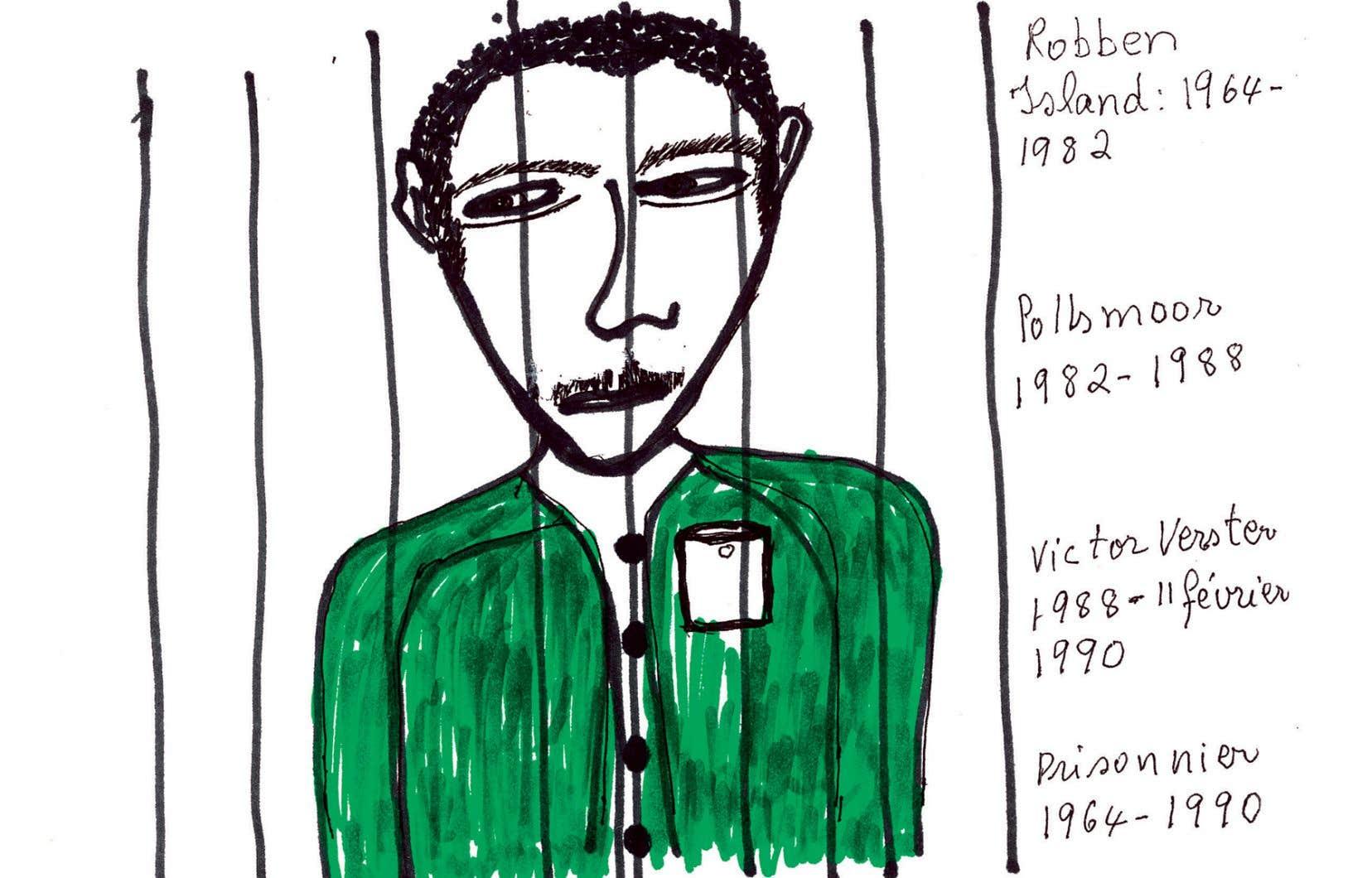 Sous la forme d'une série de vignettes, «L'exil vaut le voyage» évoque sa dernière nuit en Haïti avant son exil en 1976. On y trouve quelques pages didactiques consacrées à des exilés notoires: Madame de Staël, Victor Hugo, Nelson Mandela (photo), Mandelstam, Soljenitsyne ou Nabokov.