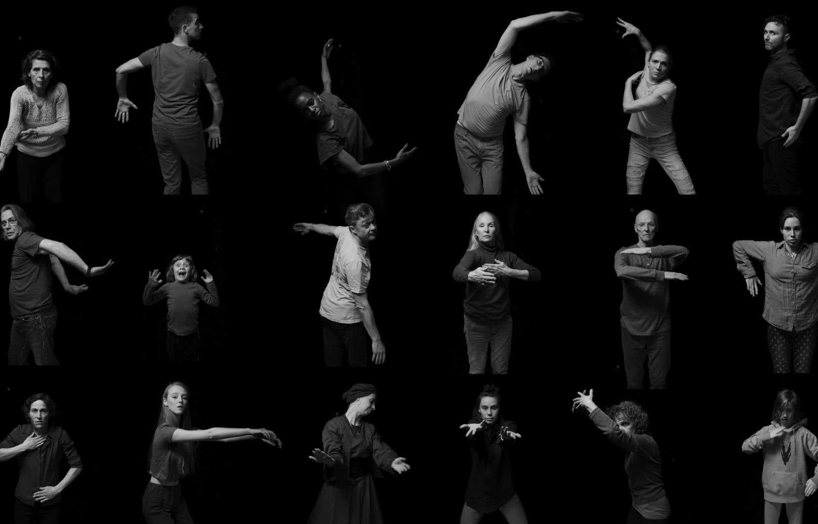 L'œuvre numérique interactive «Vast Body 22» signée AATOAA et Vincent Morisset, qui fait partie des créations primées, reflète, selon Catalina Briceño, une «thématique imposante autour de la diversité, autour de ce rapport à l'autre» que l'on retrouve chez beaucoup de nommés et de gagnants de cette année.