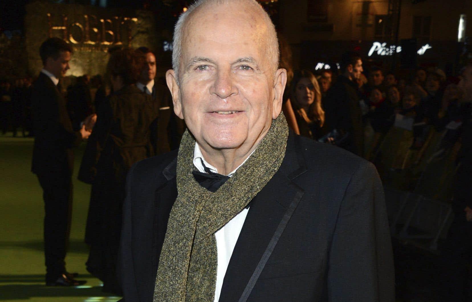 L'acteur anglais est décédé à l'âge de 88 ans de complications liées à la maladie de Parkinson.