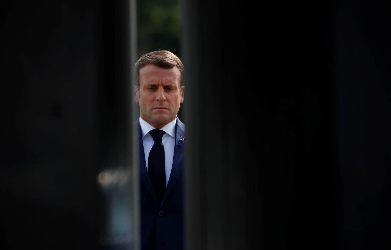 À deux ans de la prochaine élection, Emmanuel Macron espère «se réinventer» afin de ne pas être le président d'un seul mandat, comme ses prédécesseurs Nicolas Sarkozy et François Hollande.