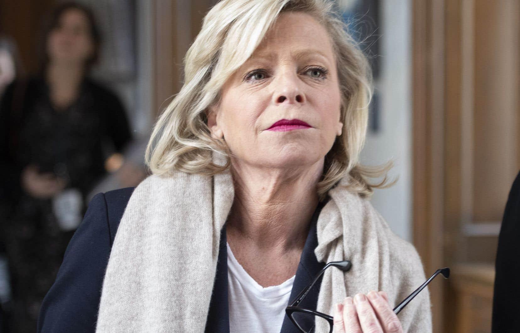 La ministre Caroline Proulx a annoncé la mise en vente des premiers forfaits Explore Québec sur la route.