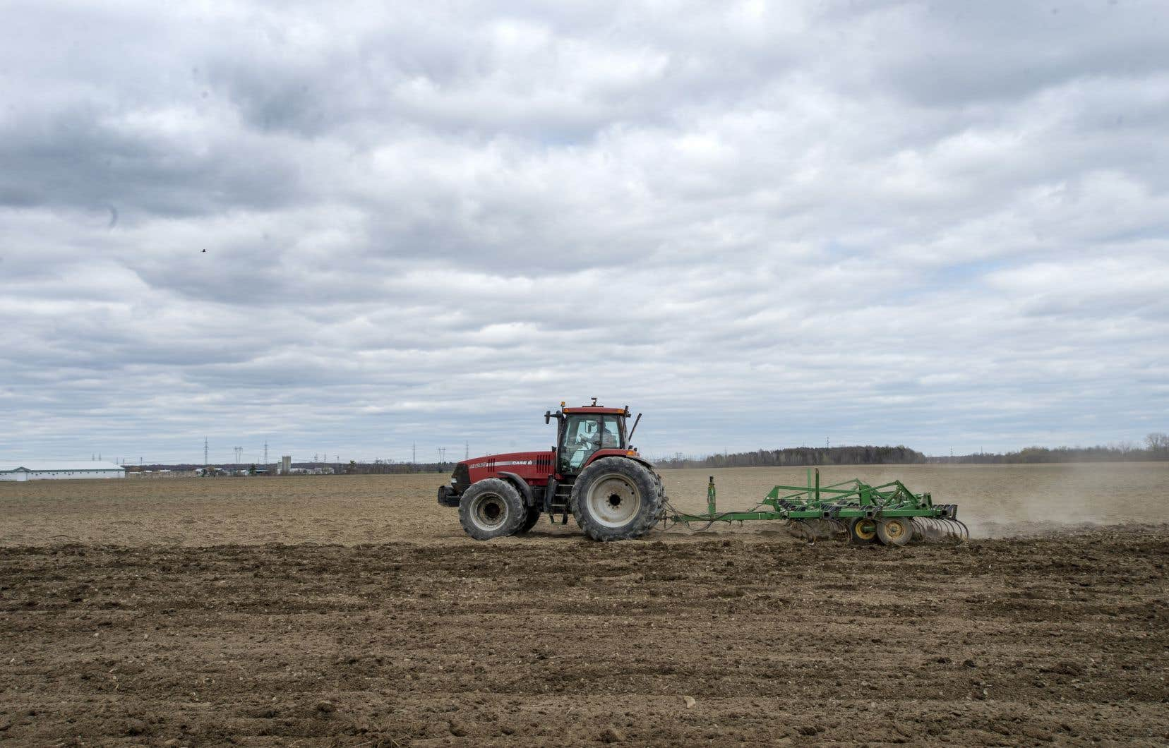 «Le secteur agroalimentaire représente une source tant d'emplois que de création de richesse», écrit l'auteur.