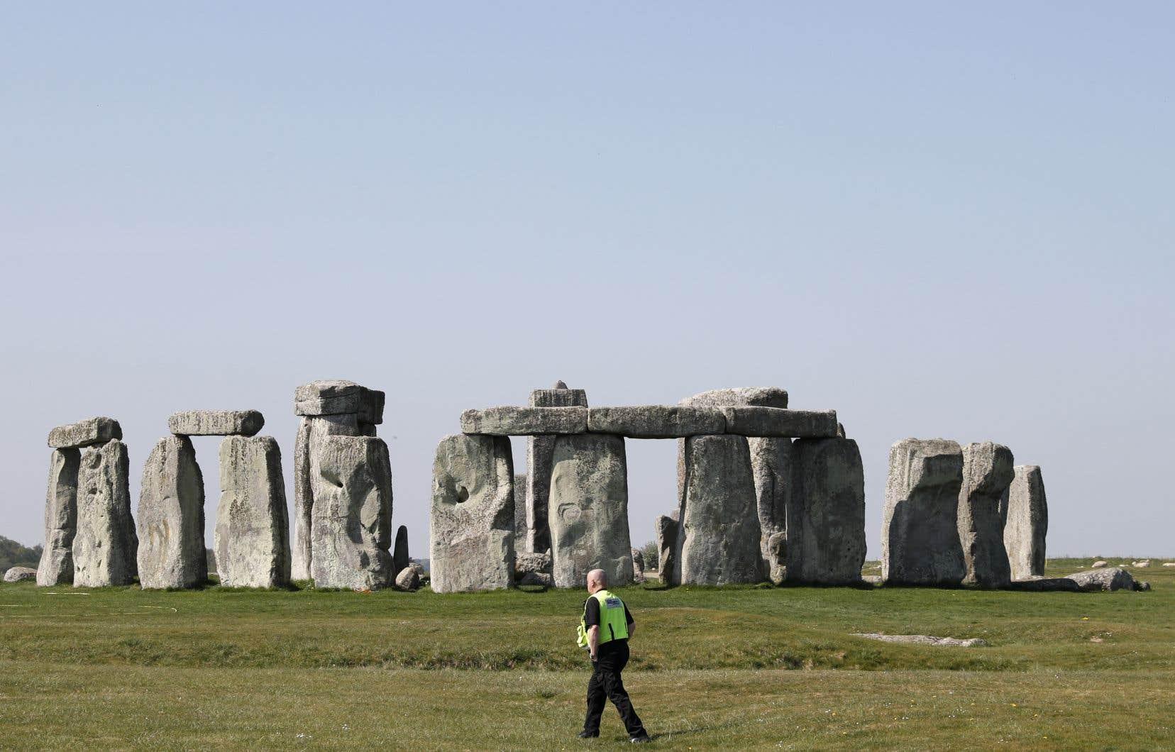 Les excavations découvertes auraient été creusées il y a plus de 4500 ans.
