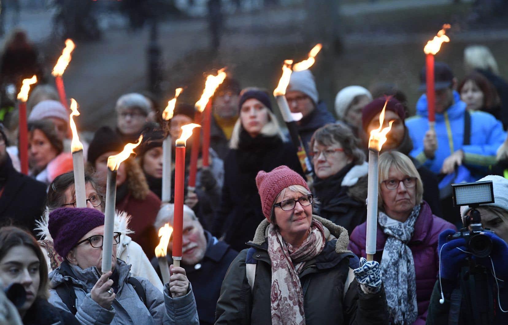 La loi, aussi appelée «<i>samtyckeslagen</i>» («la loi du consentement»), est entrée en vigueur en juillet 2018, dans la foulé du mouvement #metoo qui a gagné le monde, dont la Suède.