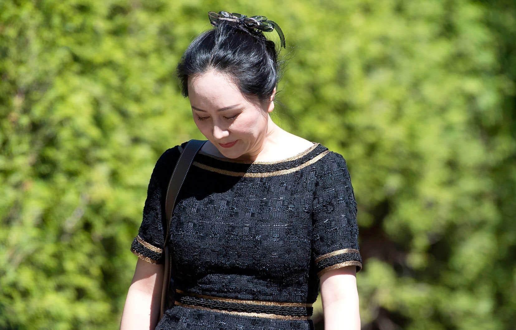 La directrice des finances de Huawei fait face aux États-Unis à des accusations de fraude.