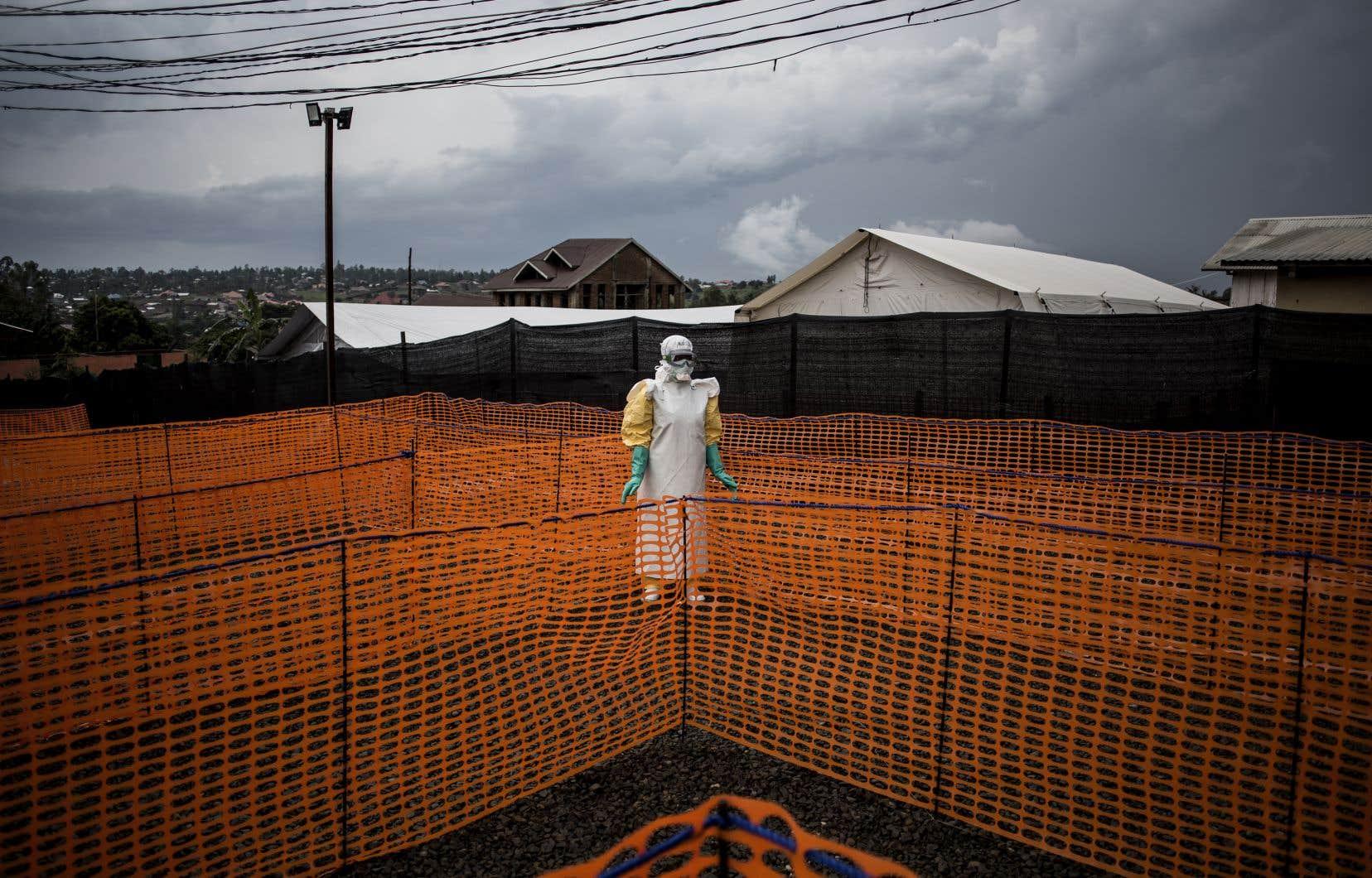 Déclarée le 1eraoût 2018 dans l'Est du pays, la dixième épidémie d'Ebola sur le sol congolais a tué 2277 personnes.