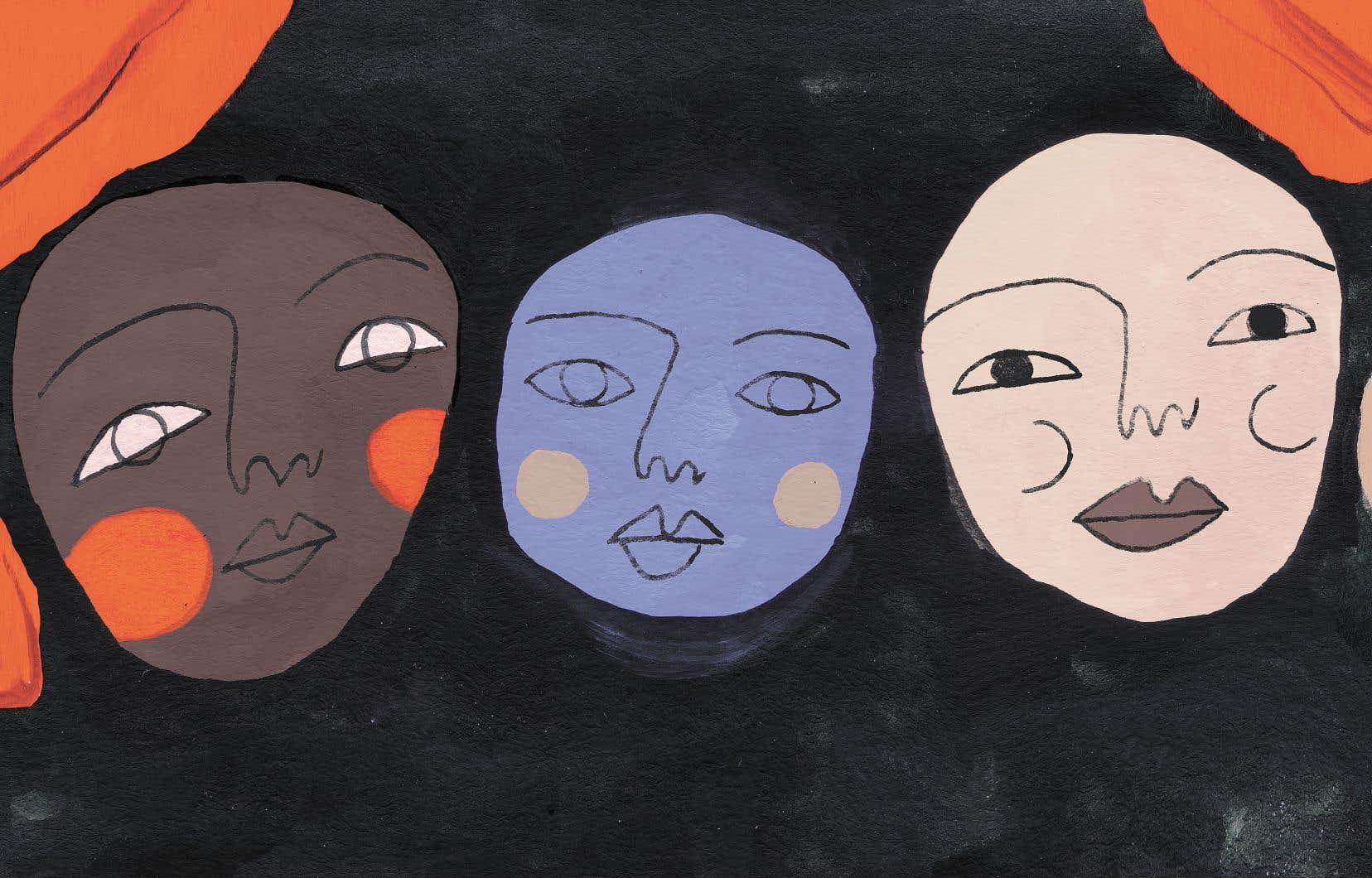 Le gouvernement canadien définit comme «minorité visible» toutes «personnes, autres que les Autochtones, qui ne sont pas de race blanche ou qui n'ont pas la peau blanche»— aux fins de l'exercice,«Le Devoir»a inclus les Autochtones. Mais c'est la seule couleur de la peau qui permet de distinguer les uns et les autres, et ce critèredemeure forcément subjectif.
