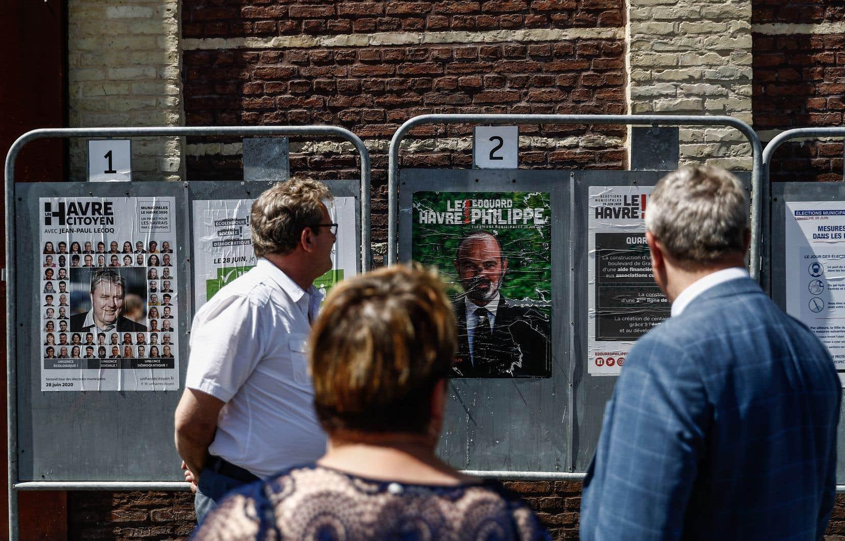 Poussée des écologistes aux élections municipales en France | Le ...