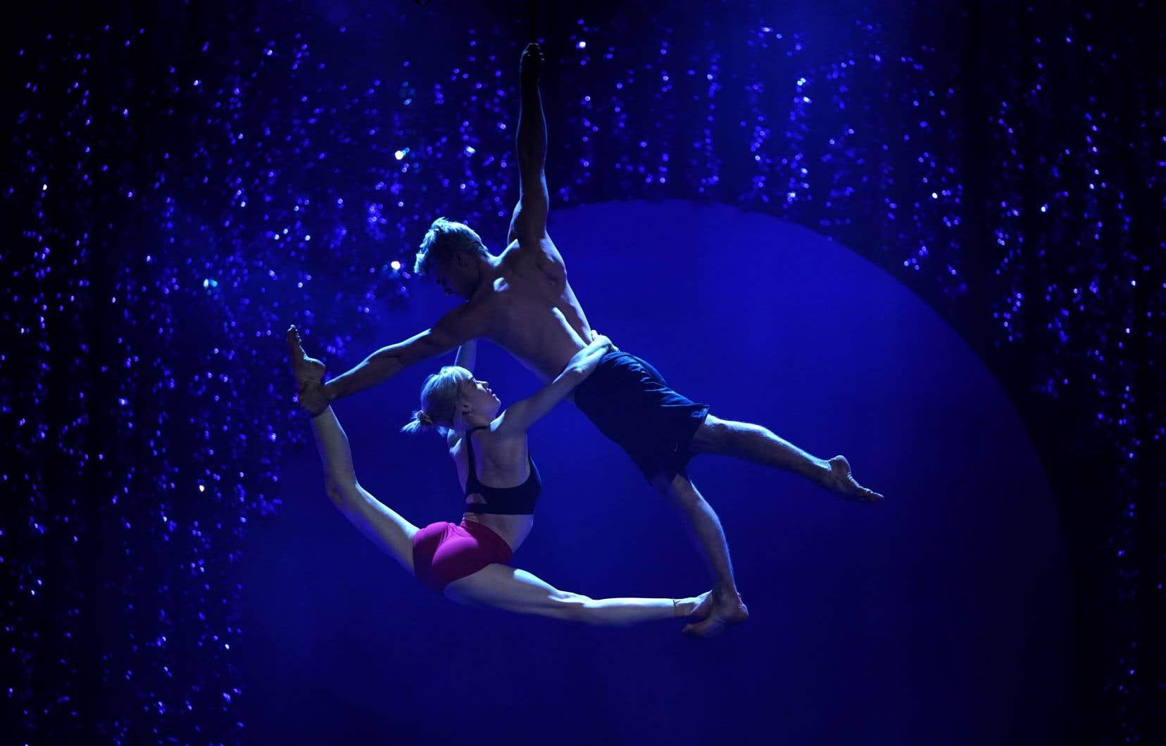 La propagation rapide de la COVID-19 a forcé le Cirque à suspendre des dizaines de spectacles.