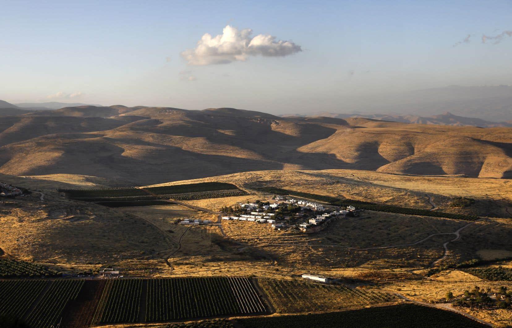 Toute annexion, sans pourparlers de paix au préalable, serait une «déclaration de guerre», a soutenu récemment le Hamas.