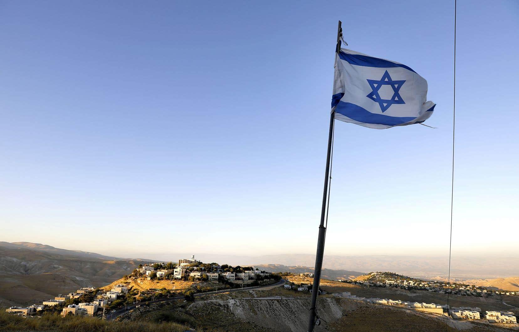 L'annexion ferait bouger les «frontières» d'Israël, au risque d'un nouveau conflit.