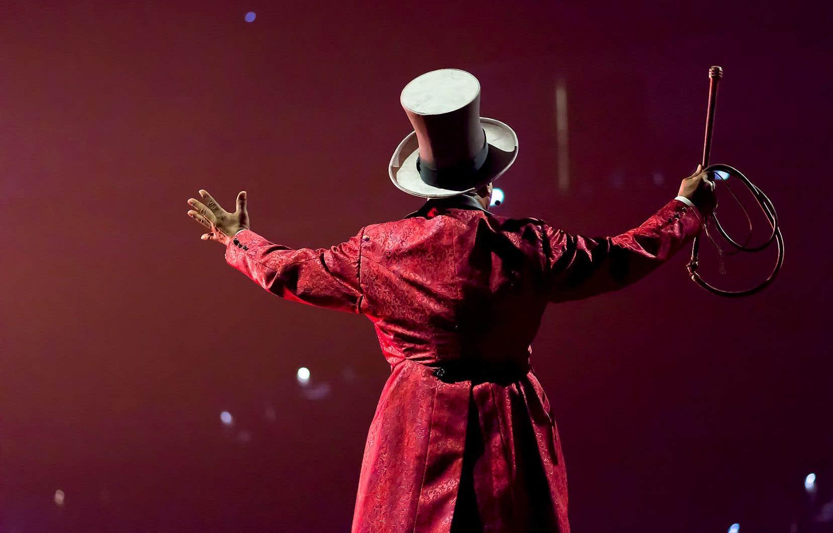 Le Cirque a dû annuler ses 44 spectacles, en mars dernier, en raison de la pandémie.