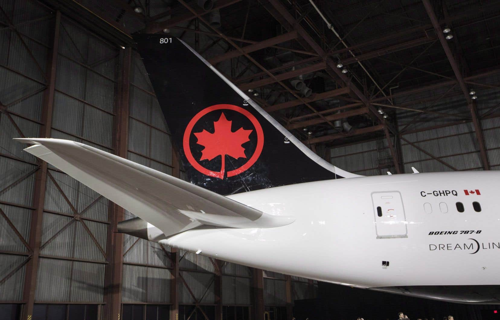Patients largués sur la piste par Air Canada