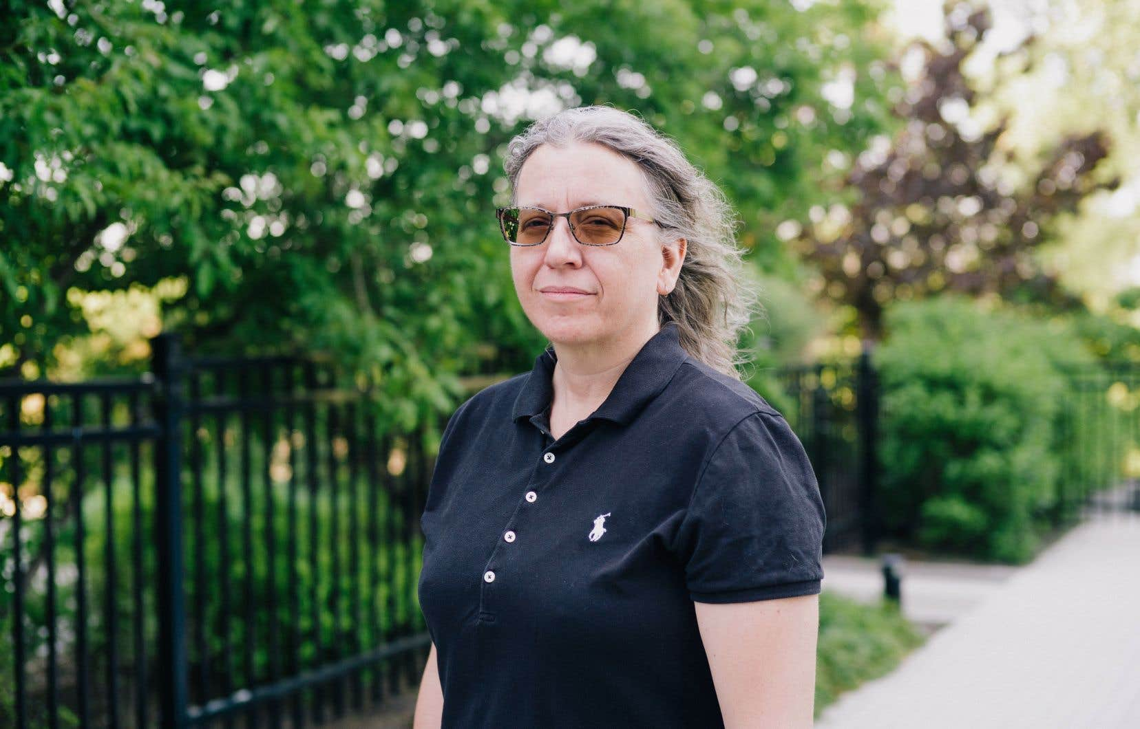 Ann-Louise Davidson se spécialise sur l'enseignement du travail à distance.