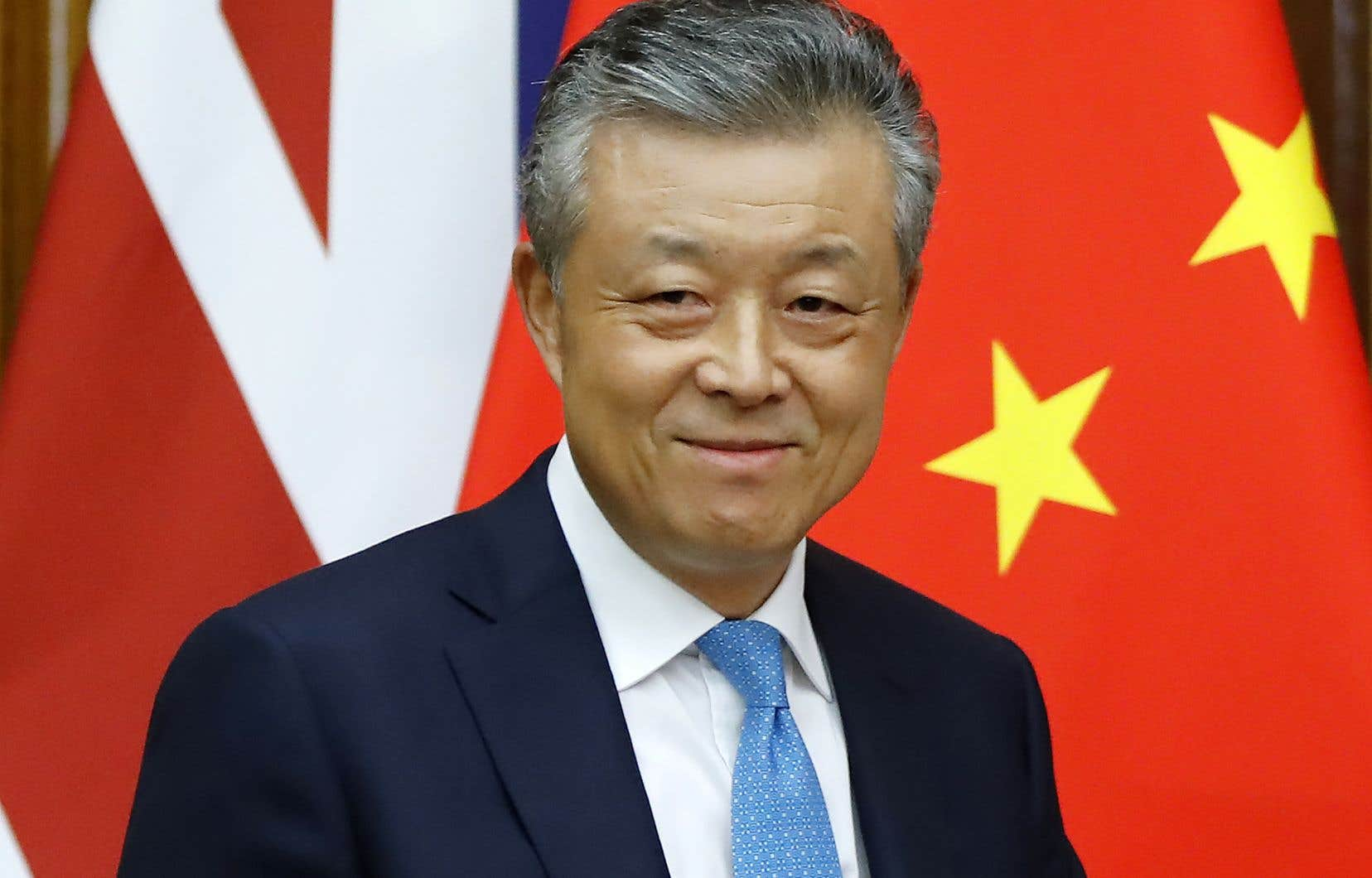 L'ambassadeur de Chine à Londres,Liu Xiaoming