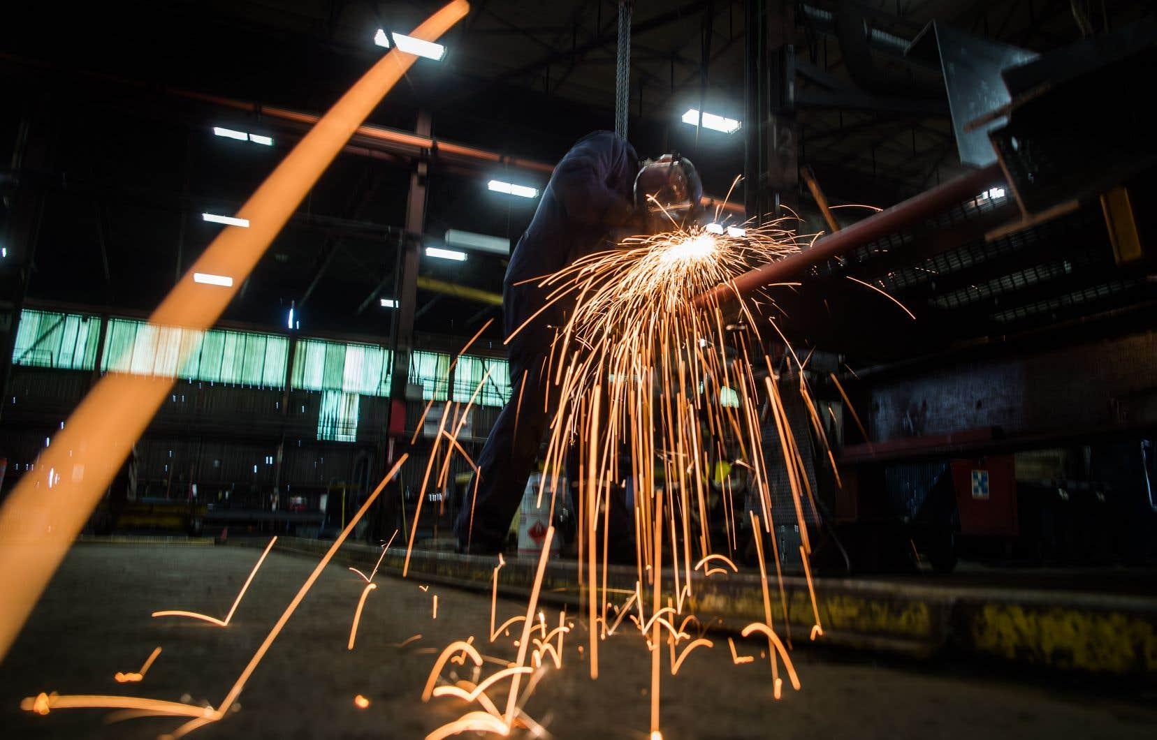 Seulement 15%des entreprises, surtout manufacturières, s'attendent à un redressement quasi complet de leurs ventes dans les 12 prochains mois.