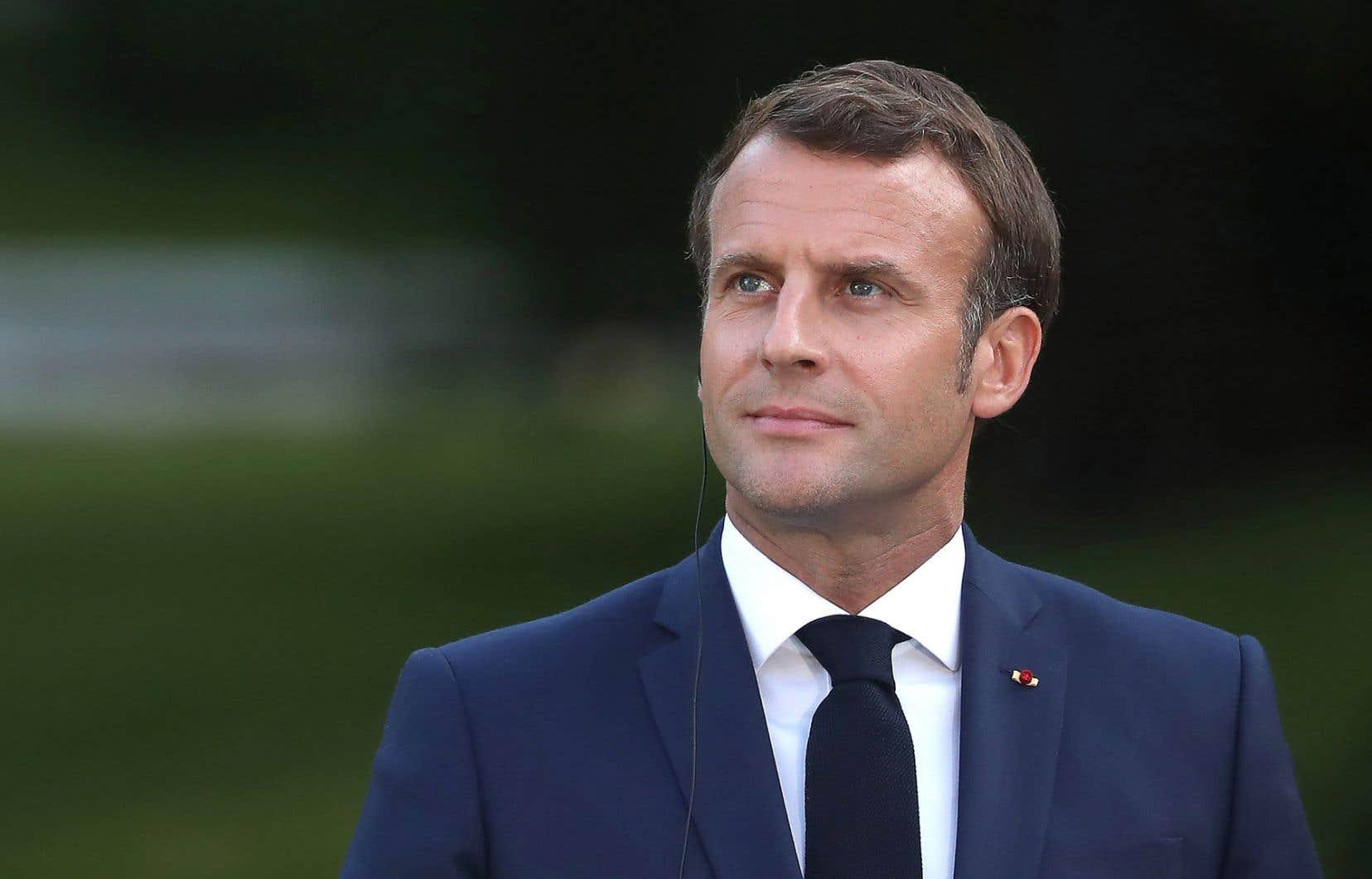 Avec le nouveau gouvernement Castex annoncé lundi, Emmanuel Macron entame la dernière ligne droite de son quinquennat avant l'échéance de 2022.