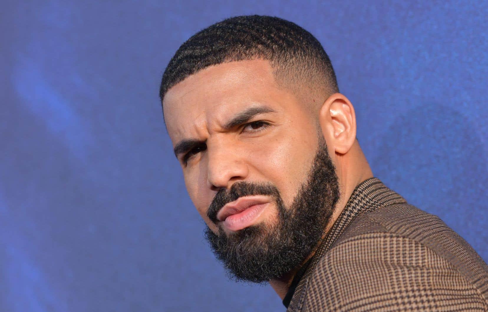 Drake, rappeur canadien mondialement connu