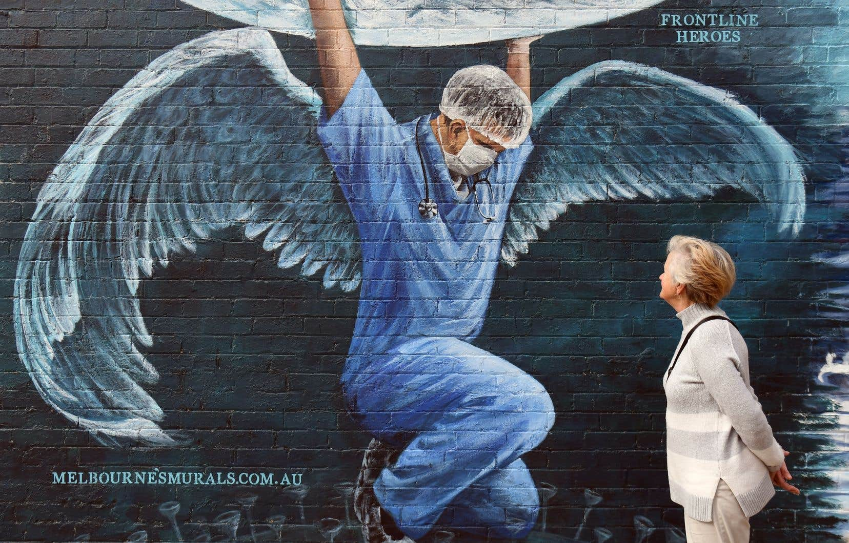Si les «anges gardiens» sont des faiseurs de miracles, c'est uniquement parce qu'ils font tant avec si peu, affirment les autrices.