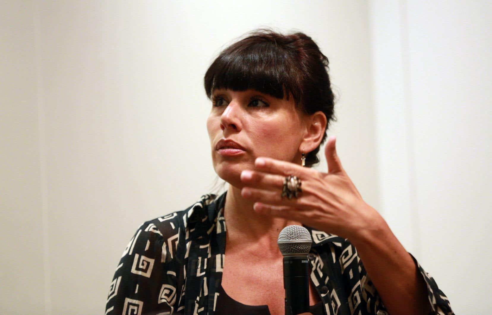 Nathalie Bondil reconnaît que le diagnostic sur le climat de travail comportait plusieurs critiques à son égard.