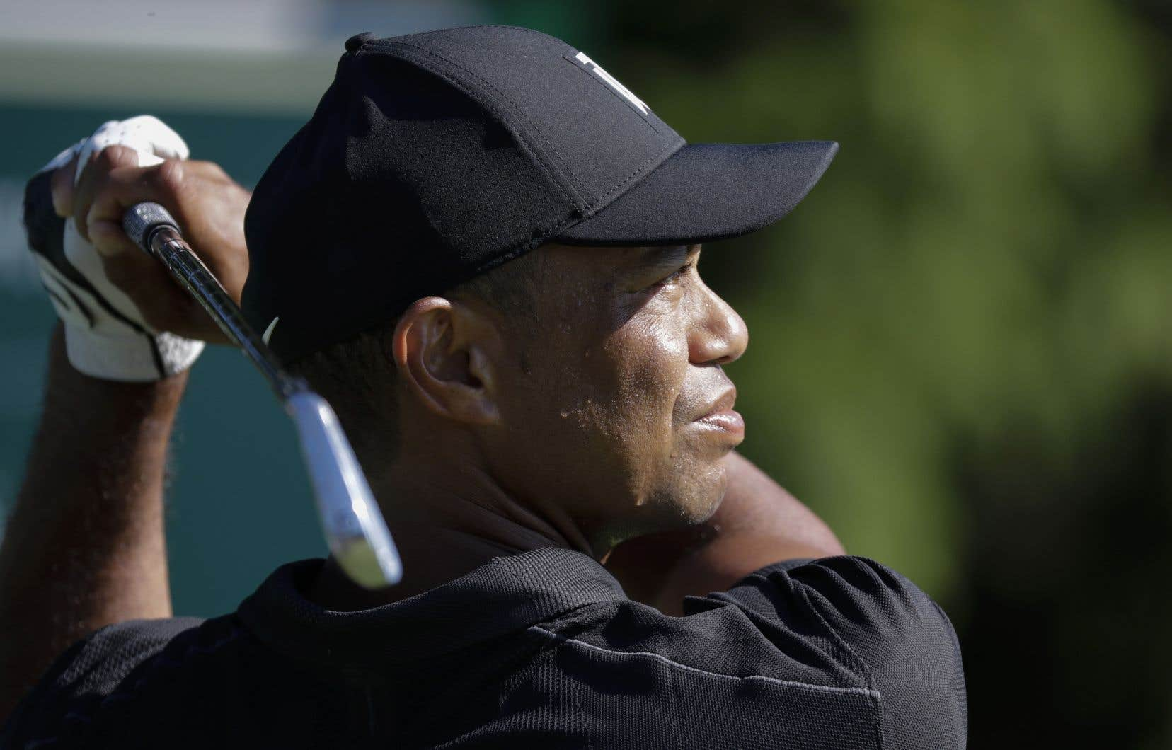 Woods, 44ans, a déjà remporté cinq fois le Memorial (1999, 2000, 2001, 2009 et 2012).