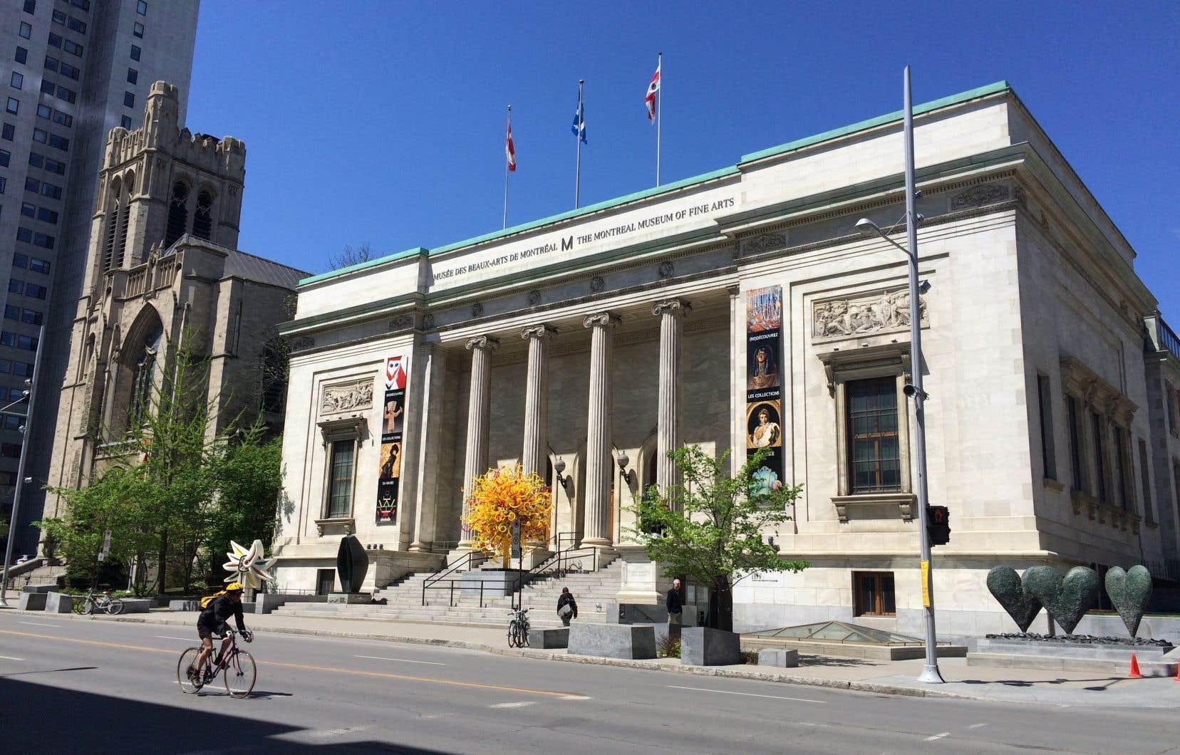«J'appuie pleinement le conseil d'administration et son président qui ont pris une décision réfléchie et courageuse pour le bien du Musée des Beaux-arts de Montréal», affirme Pierre Bourgie.