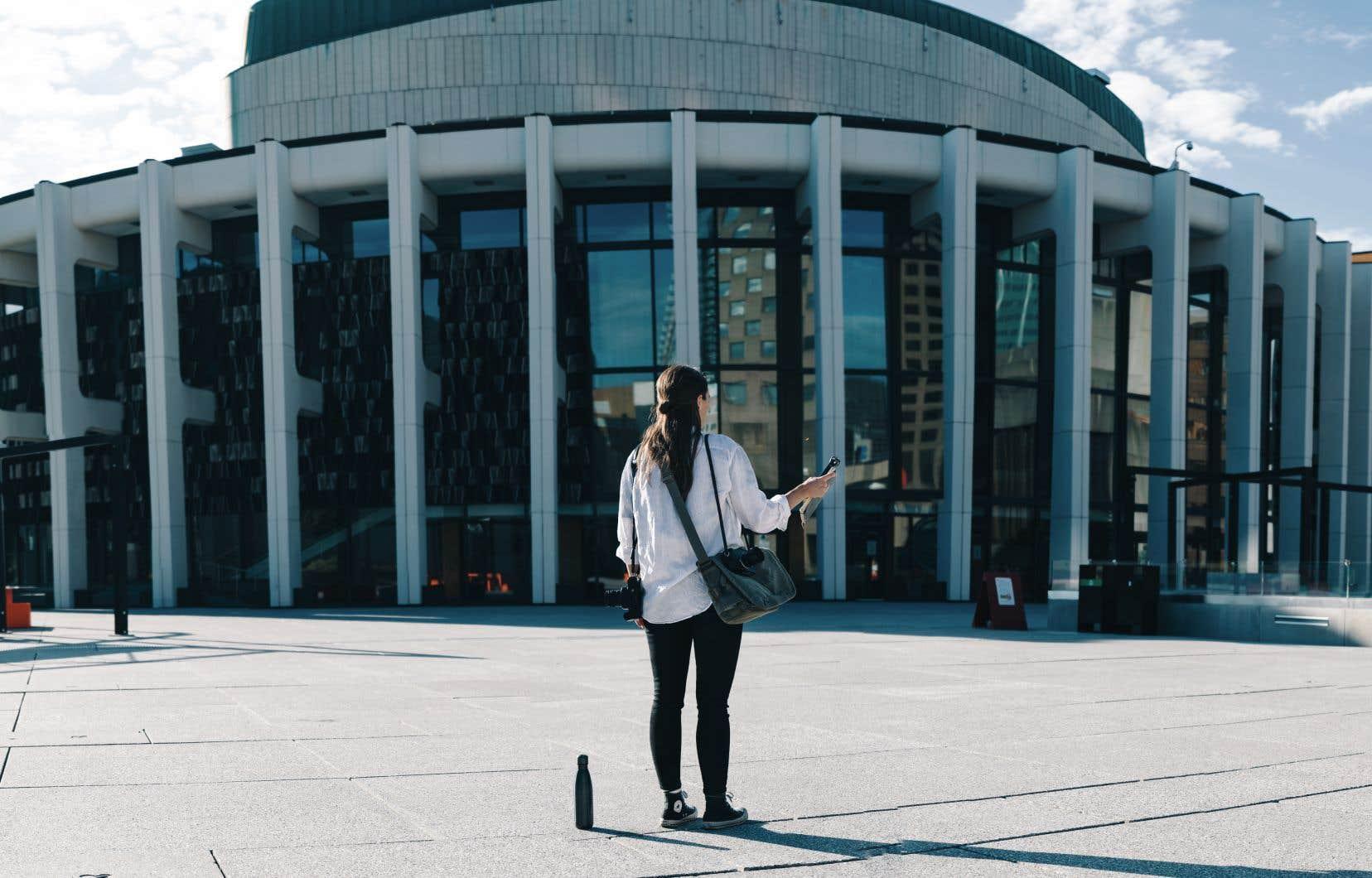 La Place des arts doit connaître sa saison la plus calme de son histoire.