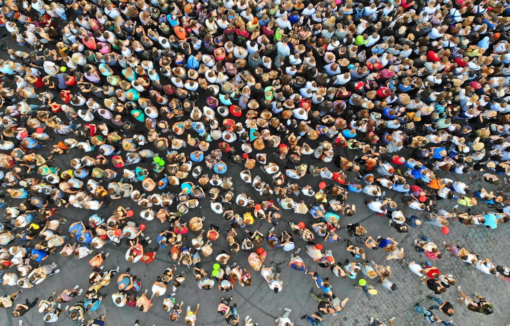 Une étude de «The Lancet» prévoit que la population reviendra à 8,8 milliards à la fin du siècle.