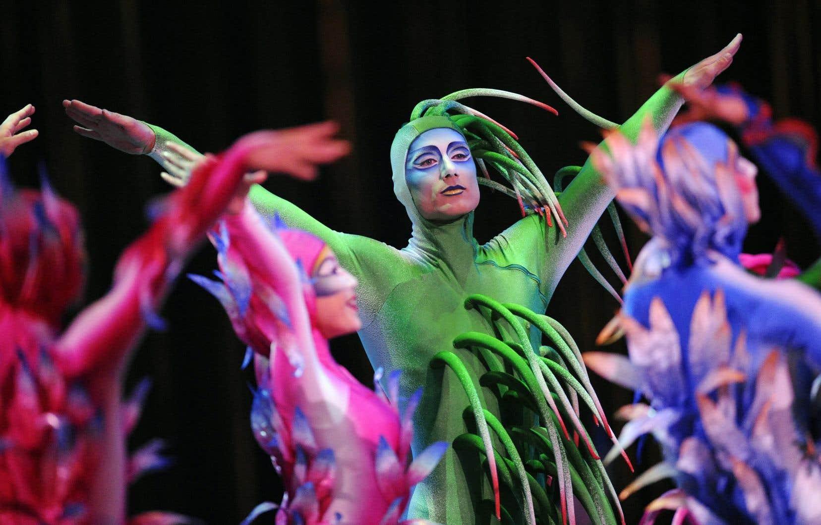 Les créancierss'engagent à maintenir le siège social du Cirque du Soleil au Québec pendant au moins cinq ans.