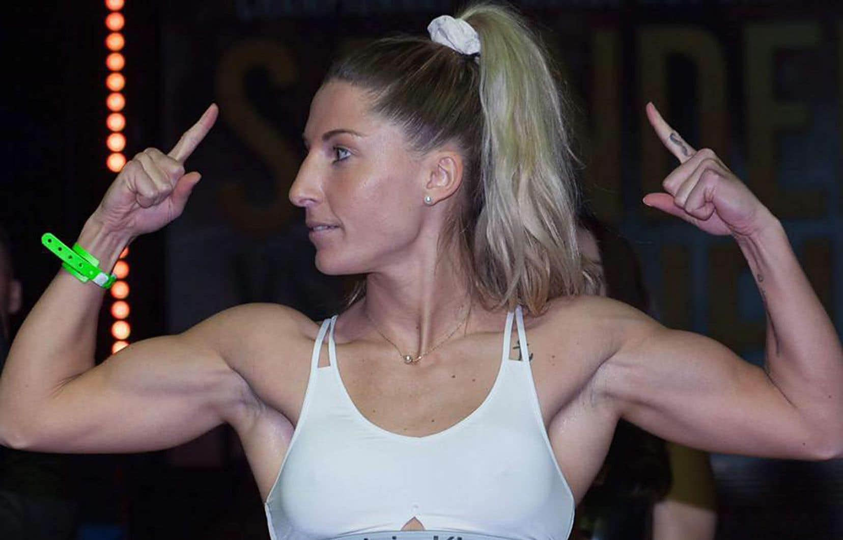 Kim Clavel en 2018