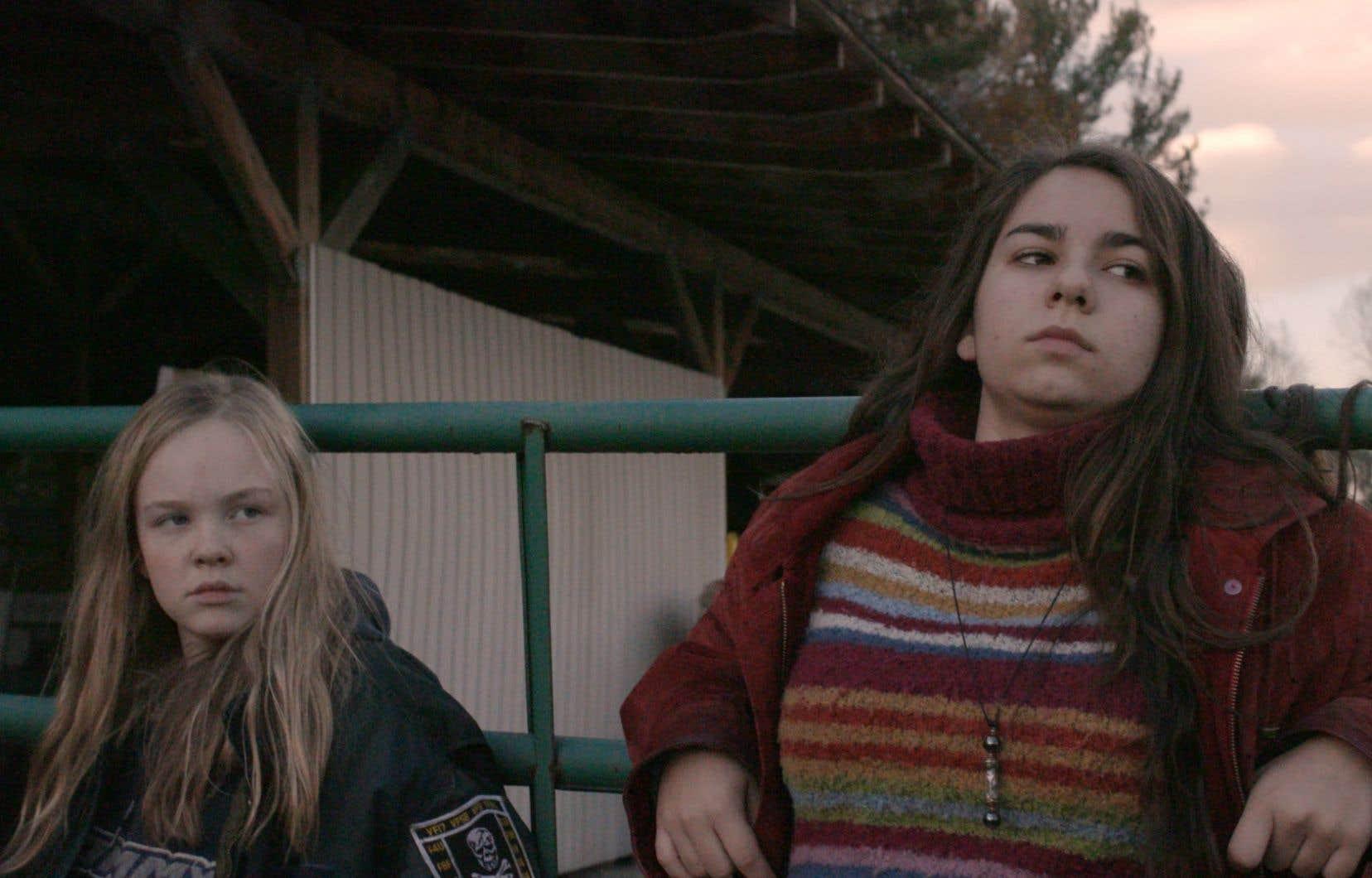 Une scène tirée du film «Mad Dog Labine»