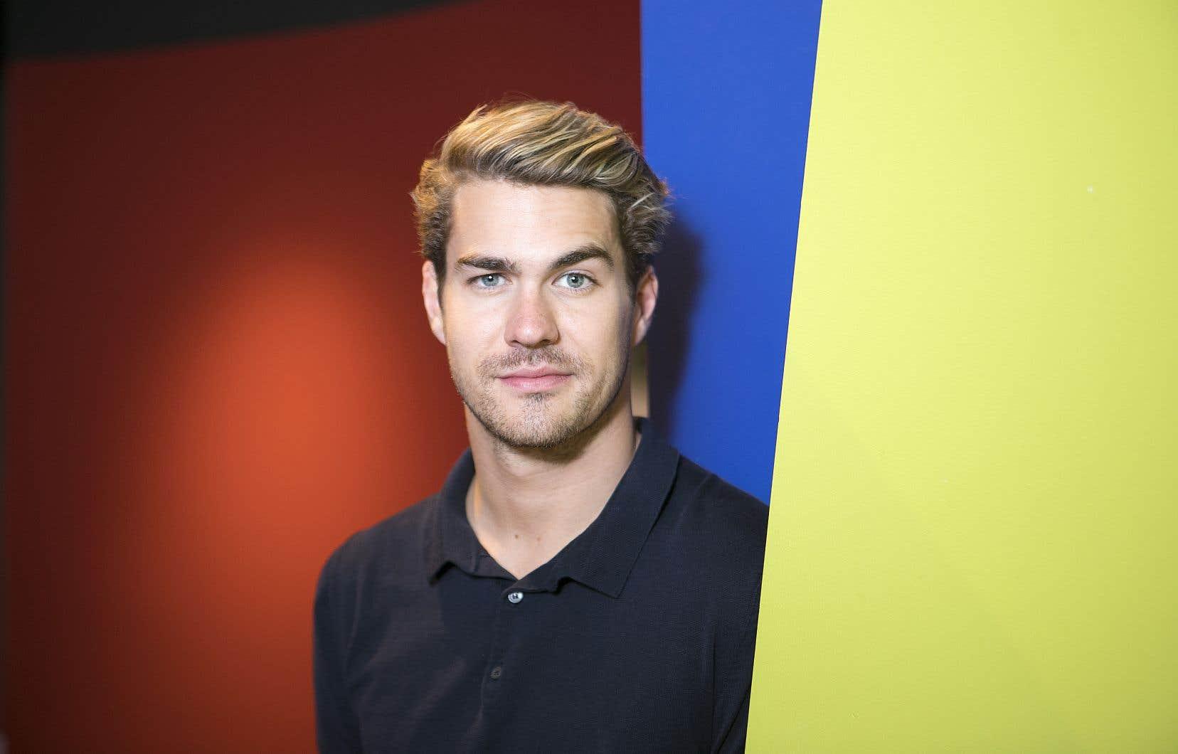 Lauréat de 4 Olivier, l'humoriste Julien Lacroix, 27ans, s'est fait connaître à travers des capsules Web en 2015.