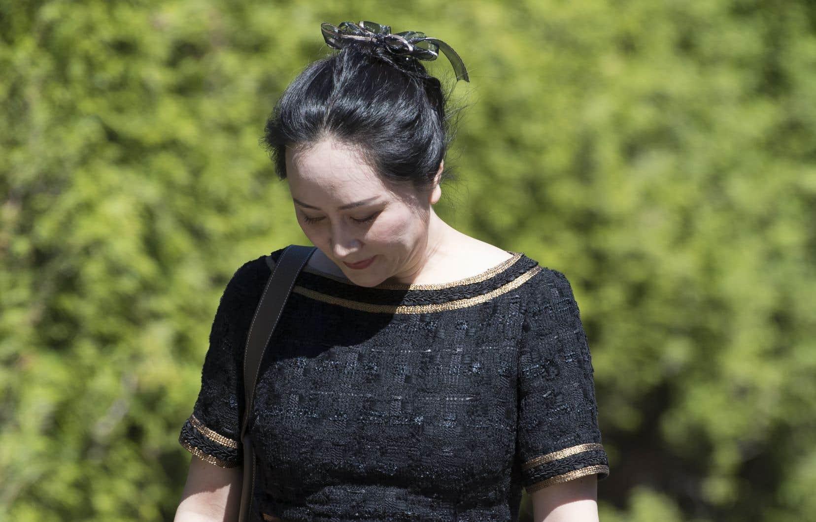 La directrice financière de Huawei, Meng Wanzhou, fait face à une procédure d'extradition vers les États-Unis, où elle est accusée de fraude à New York, mais elle nie ces allégations.