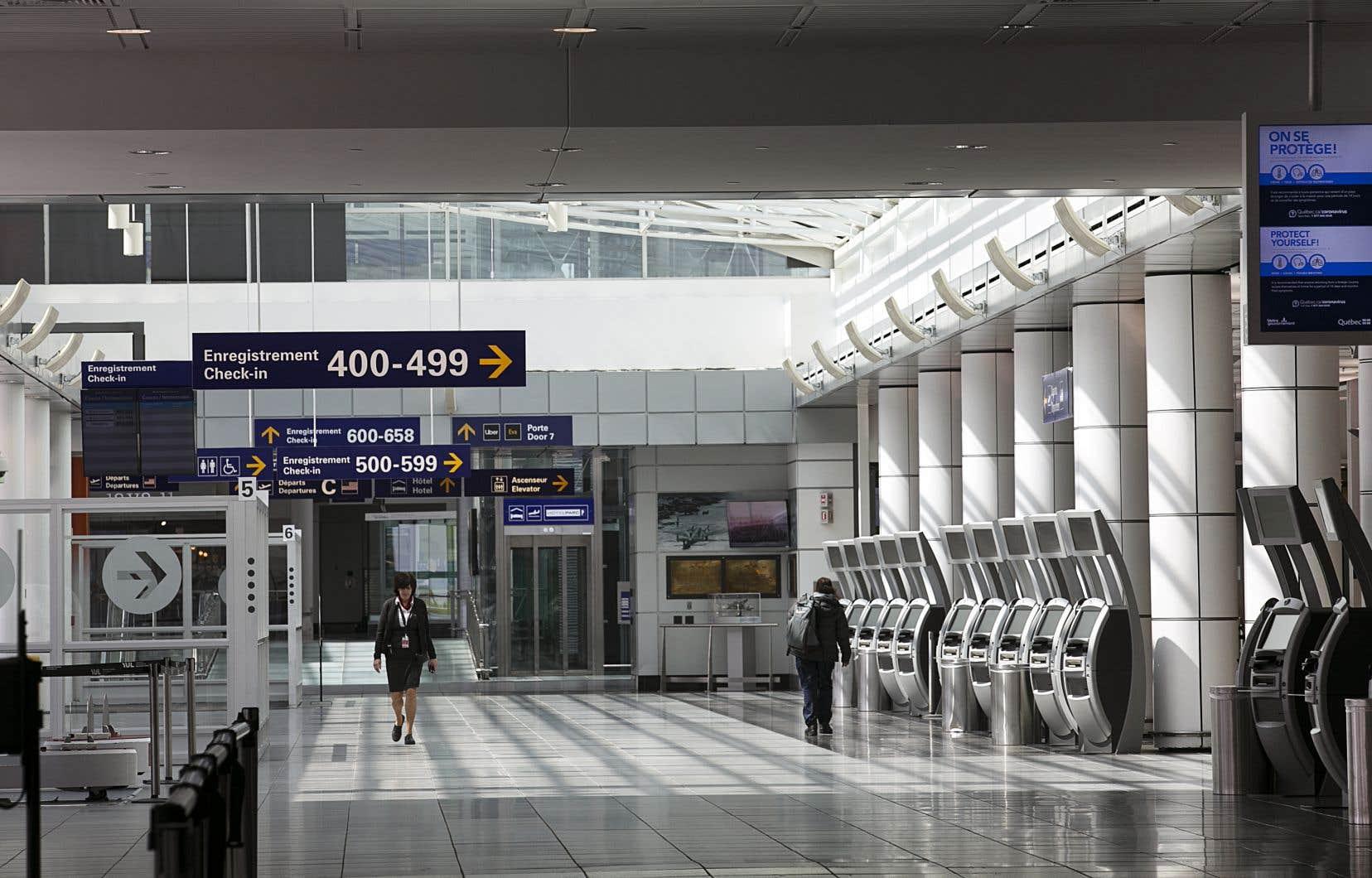 L'exploitant de l'aéroport Montréal-Trudeau et de l'Aérocité internationale de Mirabel a affiché une perte avant impôts, intérêts et amortissement de 26millions pour le trimestre clos à la fin juin.