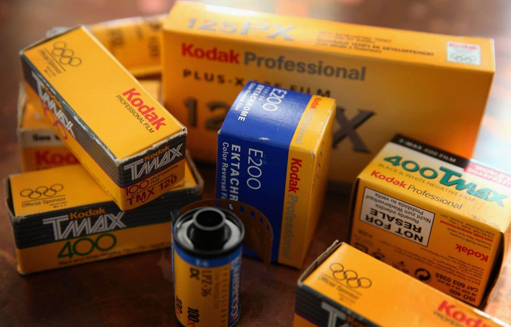 Le prêt gouvernemental aidera Kodak à reconvertir et étendre ses sites de production à Rochester, dans l'État de New York et à St. Paul, dans le Minnesota.