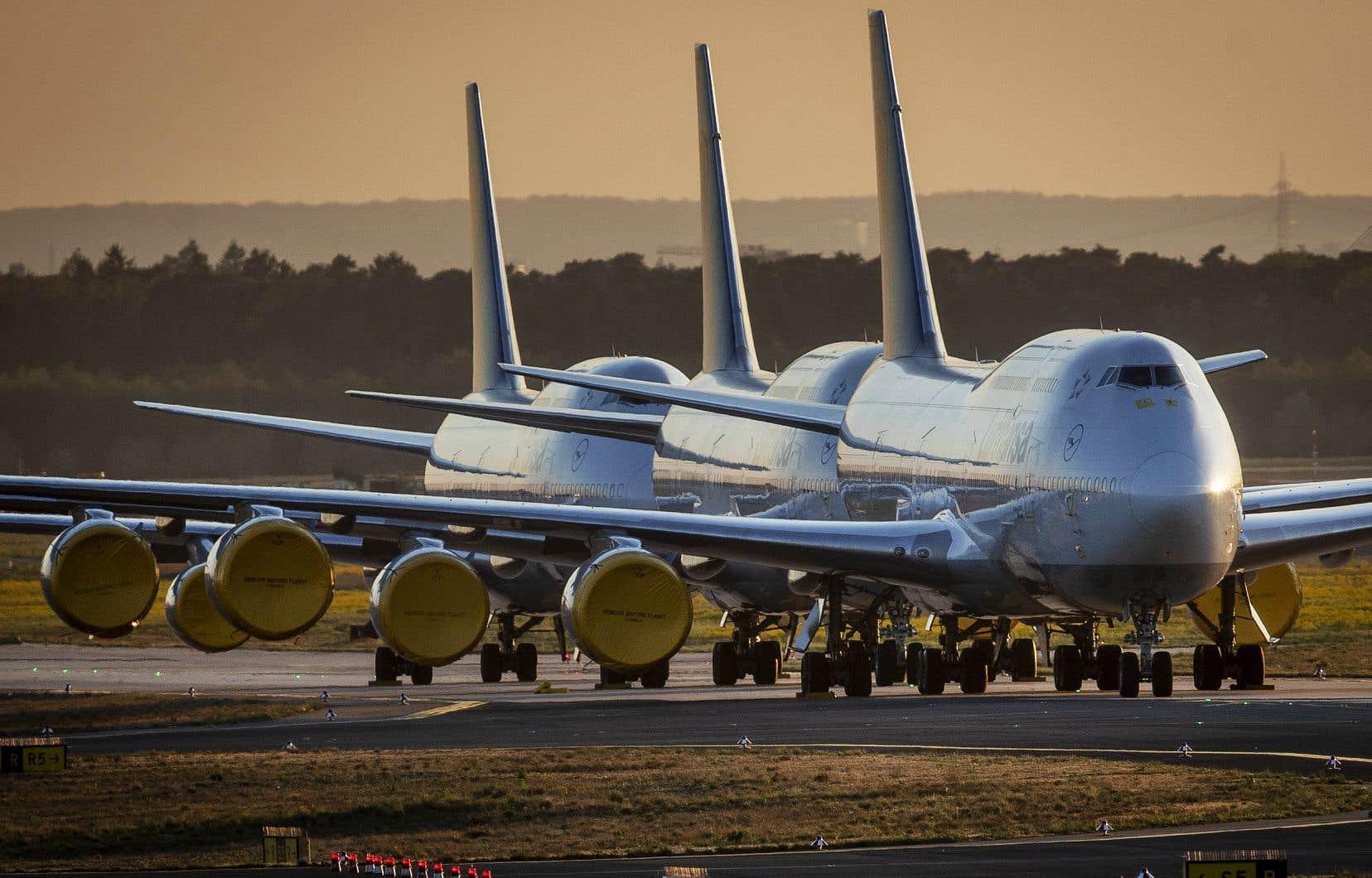 Lancé en1970, le «Jumbo Jet» de Boeing peut transporter plus de 600 passagers dans certaines configurations.