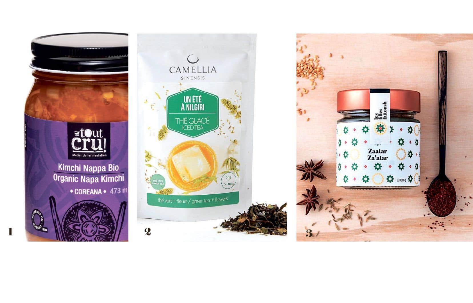 Des produits locaux pour mettre de l'exotisme dans nos assiettes (ou notre tasse)!