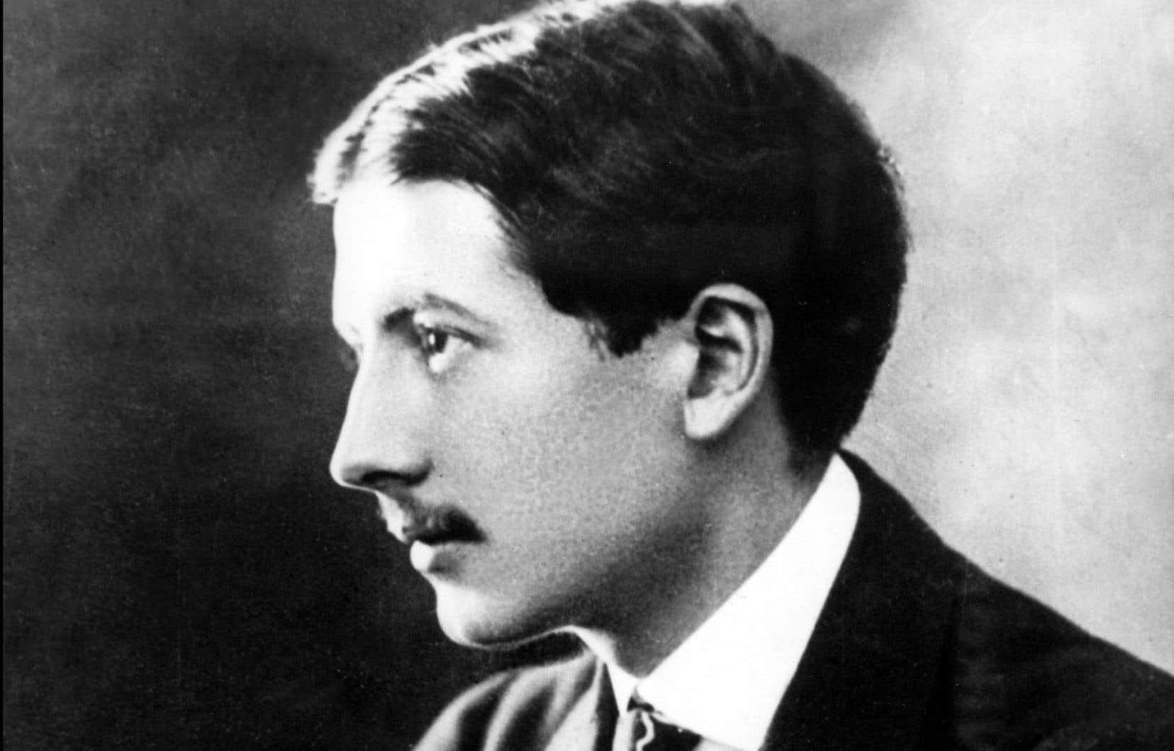L'écrivain Alain-Fournier est décédé au front en 1914 lors de la Première Guerre mondiale.